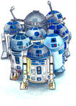 Would the real R2-D2 please roll forward