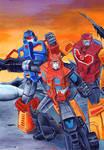 Transformers Generation 1 Motorvators