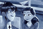 Paperman by grim1978
