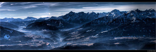 Blue Atmosphere by stetre76