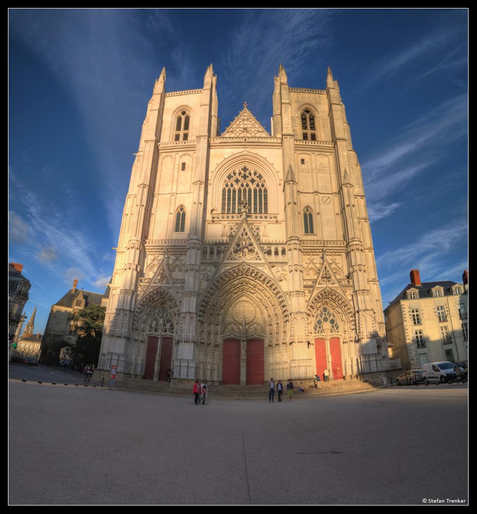 Cathedral Saint Pierre Saint Paul, Nantes, France