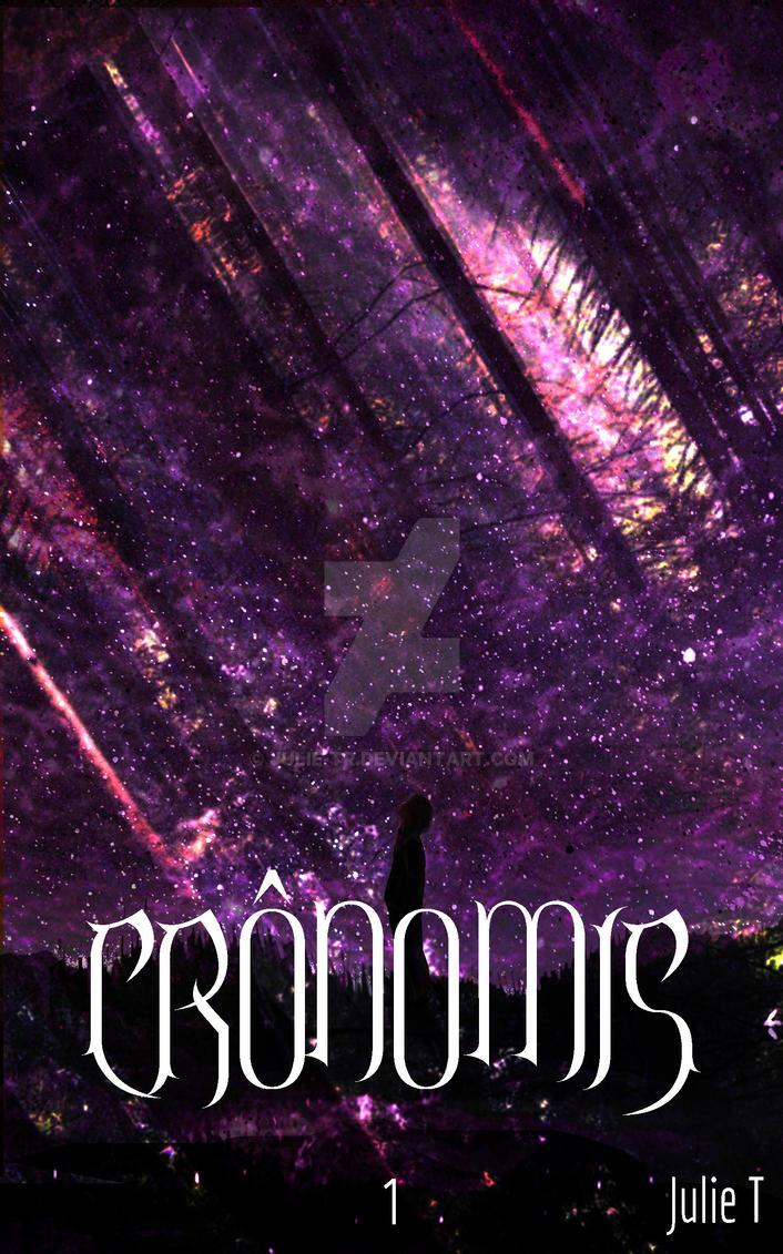 Capa do meu livro Cronomis by Julie-Tr