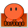 The Borange Stamp by DarkDijinArtie89