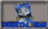 Krystal Fan Stamp 2.0 by DarkDijinArtie89