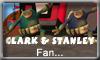 Clark and Stanley fan stamp... by DarkDijinArtie89
