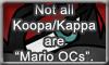 Non-Mario Koopas Stamp by DarkDijinArtie89