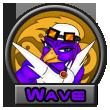 Wave Stamp by DarkDijinArtie89