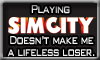 SimCity Is A Game Indeed Stamp by DarkDijinArtie89