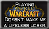 WoW is a Game Indeed Stamp by DarkDijinArtie89