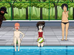 Normal Day At The Pool Dont Worry