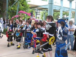 Look at all the Sora's by elfgirllithirnial