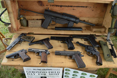 handguns stock by killxcaustic
