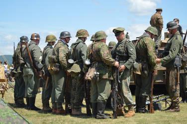 german soldiers ww2 by killxcaustic