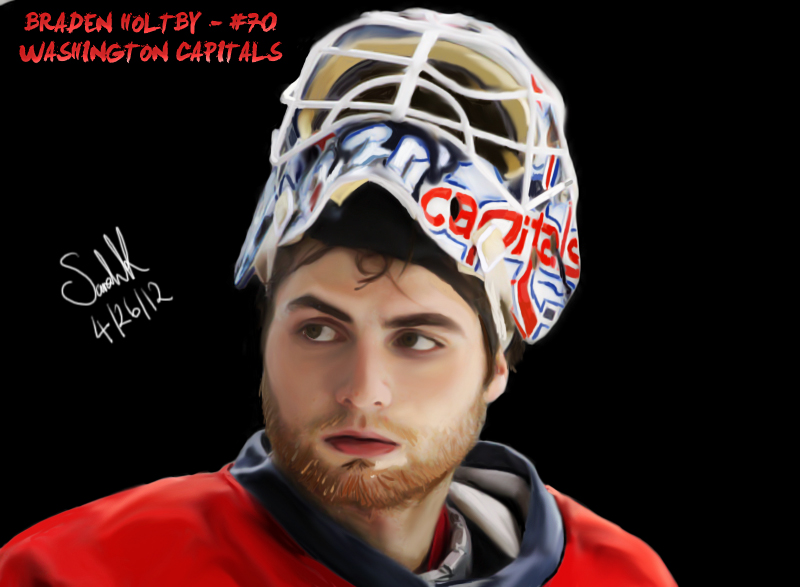 Who the fuck is Holtby? by Sammzor