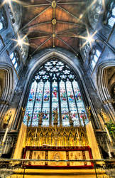 Ripon Cathedral HDR 7 by Bootcoot