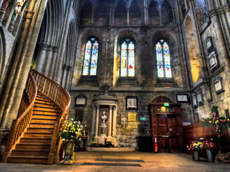 Ripon Cathedral HDR 9 by Bootcoot