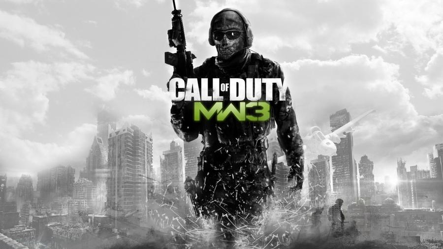 Modern Warfare 3 Ghost...