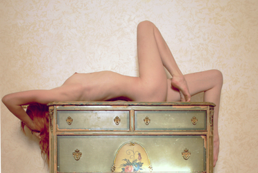 The Dresser by xanthinealkaloid