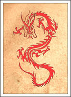 The tattoo by diadara
