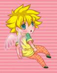 The cutie angel Maxie