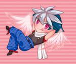 The devious angel Kai Hiwatari