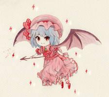Remilia Scarlet fanart