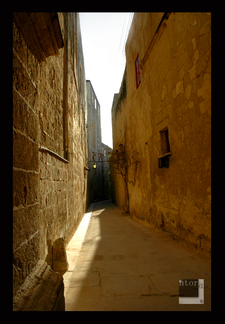 My alley by ntora