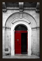 Red Door by ntora