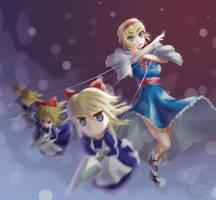 Alice by FlightlessFlare