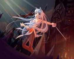Pixiv Fantasia by FlightlessFlare