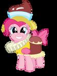 Pinkie Pie Pudding