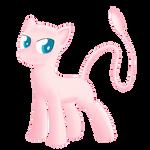 Mew Pony