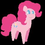 Pinkie smile
