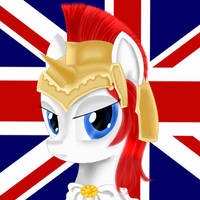 Britannia Pony by Dragonfoorm