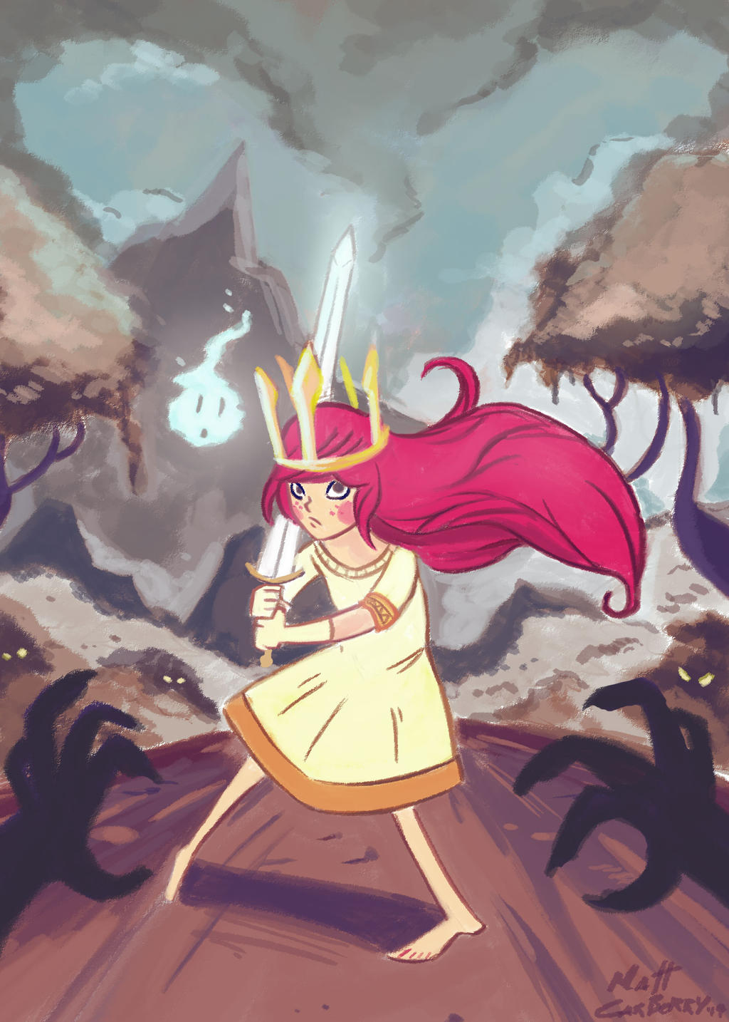 Child of Light by MattCarberry on DeviantArt