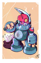 Mining 'Bot by MattCarberry