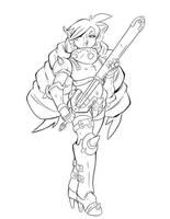elfwarrior Inked