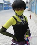 Zentai fashion