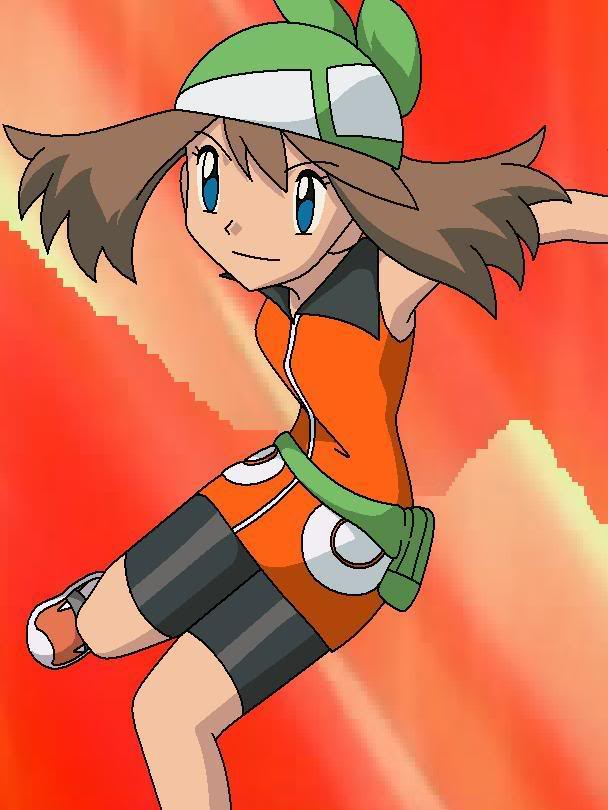 Pokemon May Emerald Outfit | www.pixshark.com - Images ...