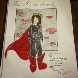 The Not-So-Heroine (aka me!)