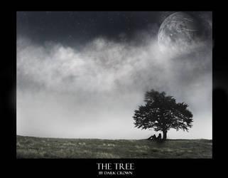 the tree by dark-crown