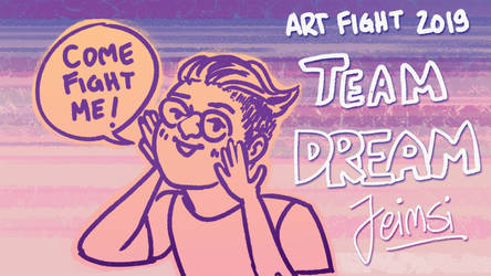 Artfight2019 - Team Dream!