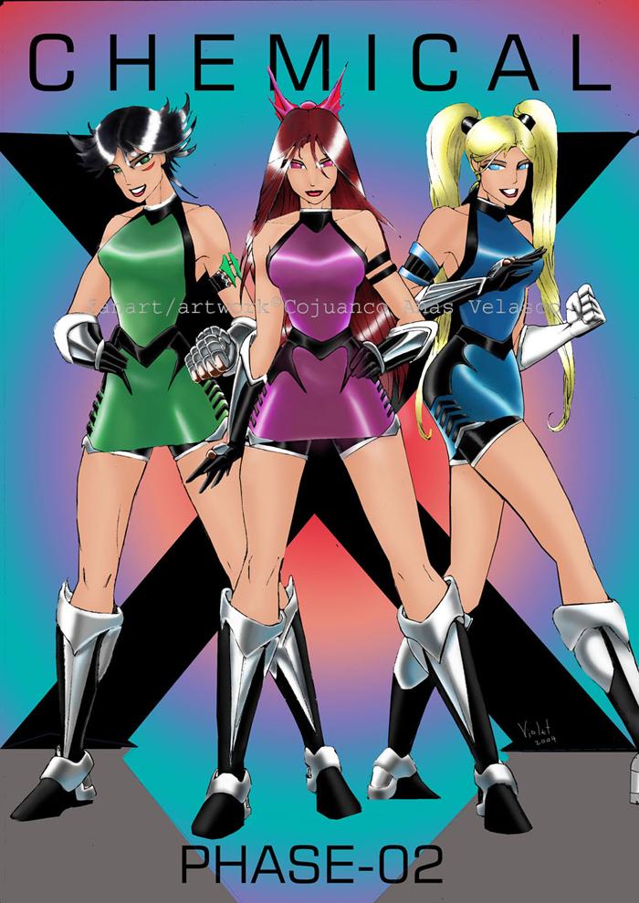 Sexy Powerpuff Girls Pics