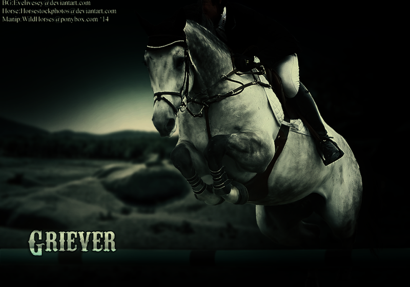 Griever by HorsesRule8