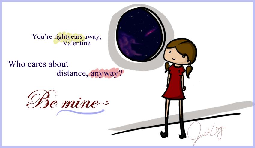 Valentine, nerd edition by ghostmx