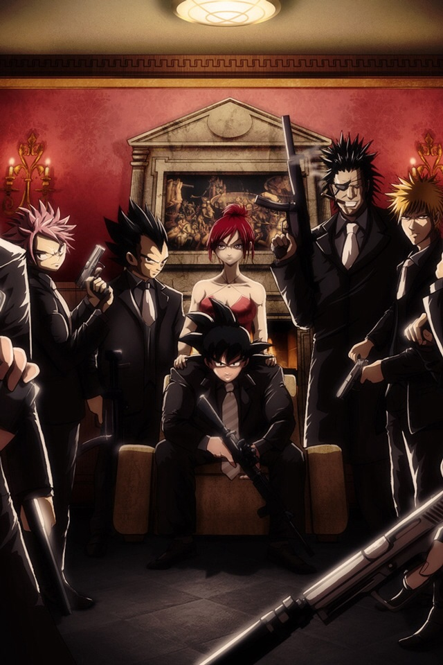 Related Keywords & Suggestions for mafia anime