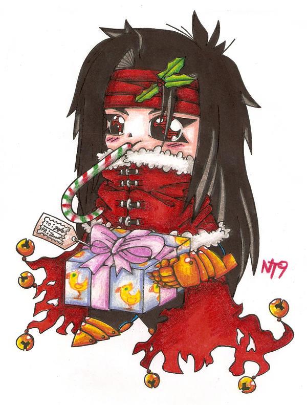 Christmas Valentine by Neotokyo9