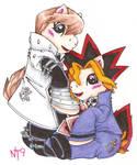 MLP Seto and Yugi