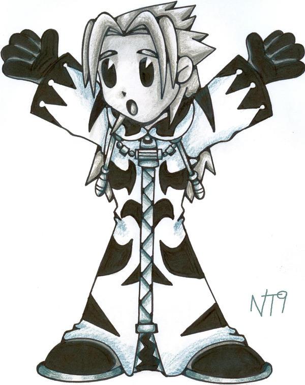 Xion  Kingdom Hearts Wiki  FANDOM powered by Wikia