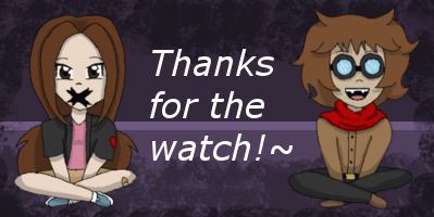 Thanks for the watch by CripticShade